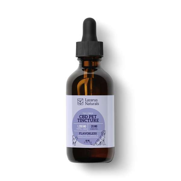 Sensitive Pet CBD Tincture