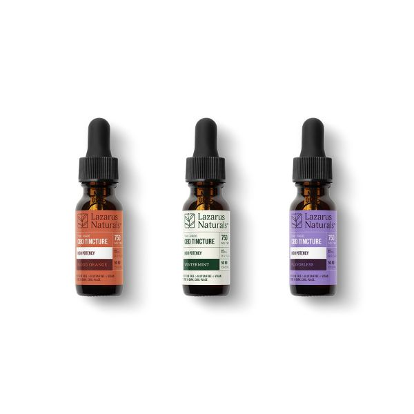 Sample Pack Tinctures
