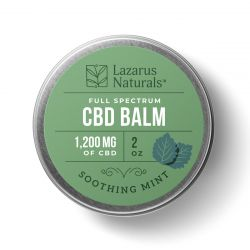 CBD Balm Soothing Mint