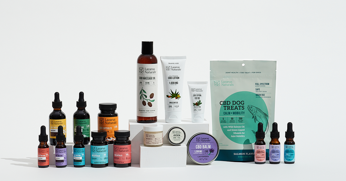 Lazarus Naturals Products are Certified Kosher