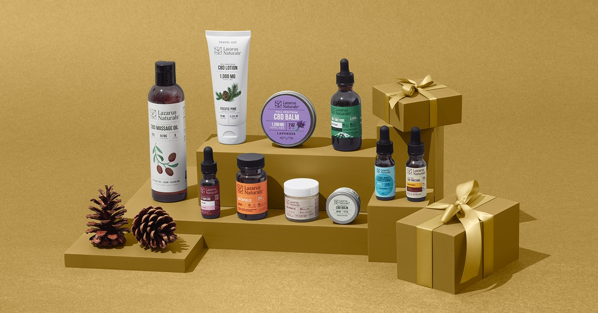 Your Guide To Gifting CBD For The Holidays