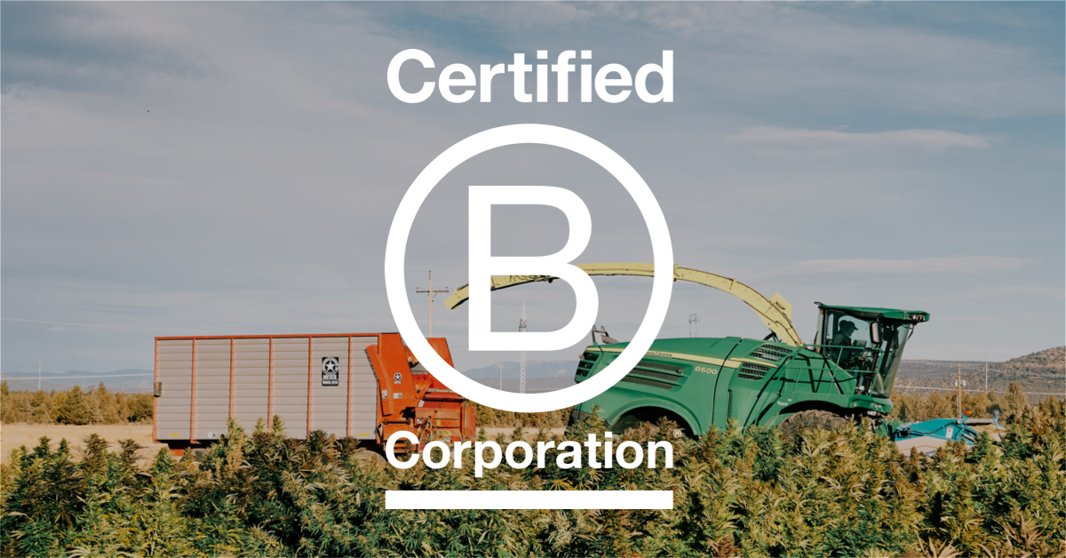 Lazarus Naturals Earns B Corp Certification