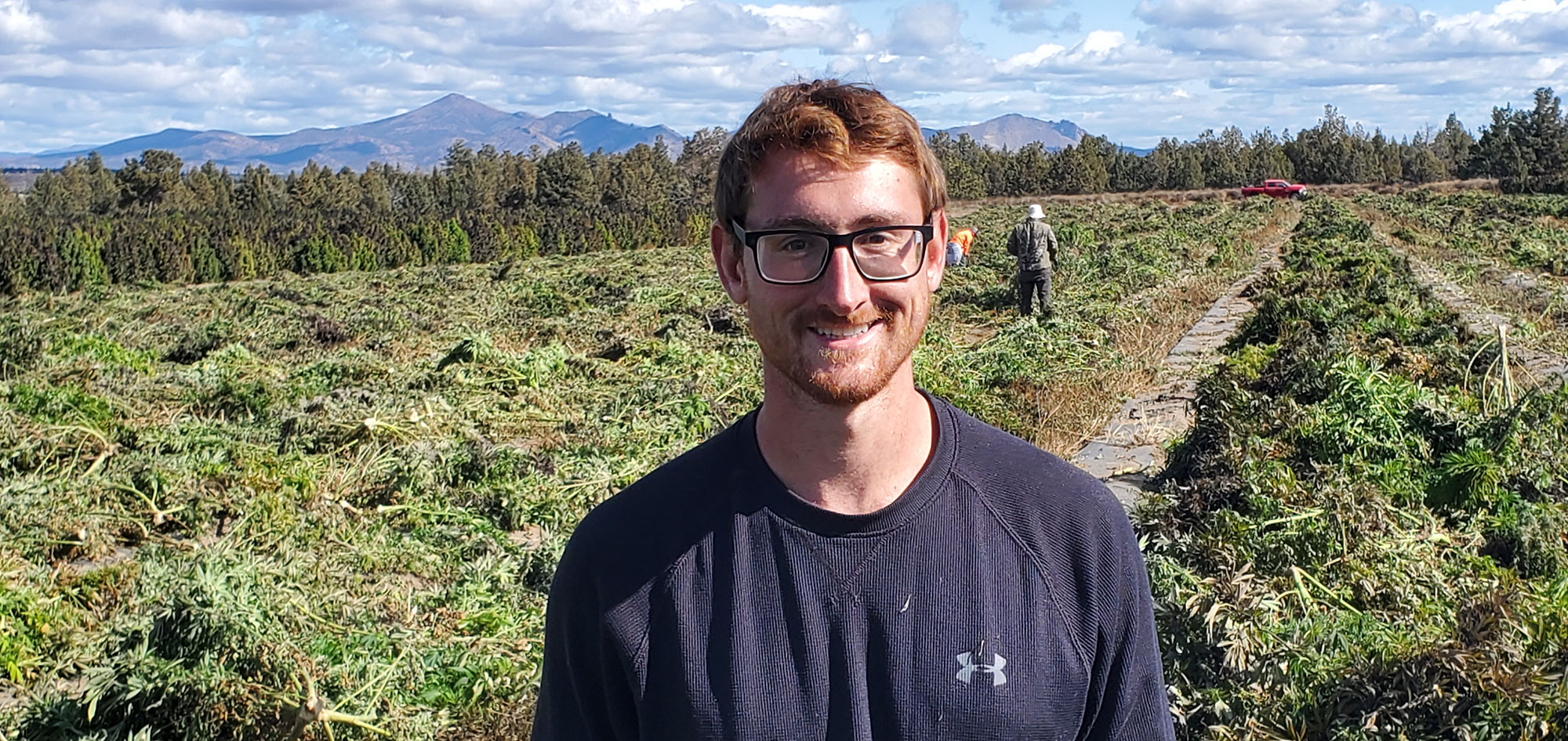 Faces of the Farm: Zack Troyer - Field Operations