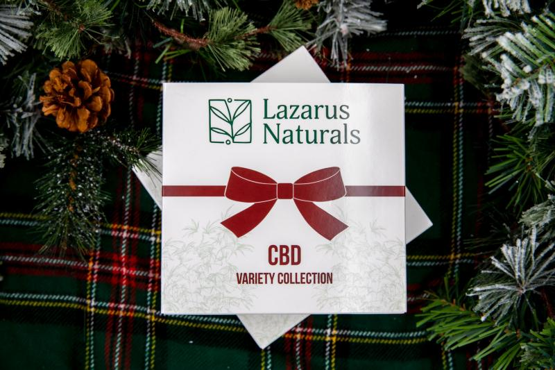 Lazarus Naturals Releases Two Limited Time Offer Gift Boxes